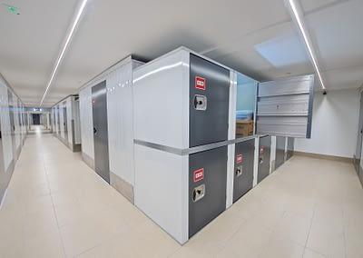 Cellules de self-stockage - Maxi Stockage Uvrier/Sion (Valais)